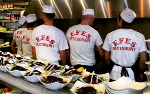 EFES-Turkish-Food-team